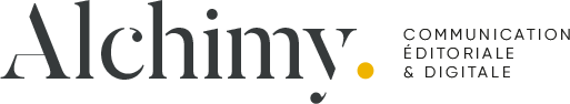 Alchimy - Communication éditoriale et digitale
